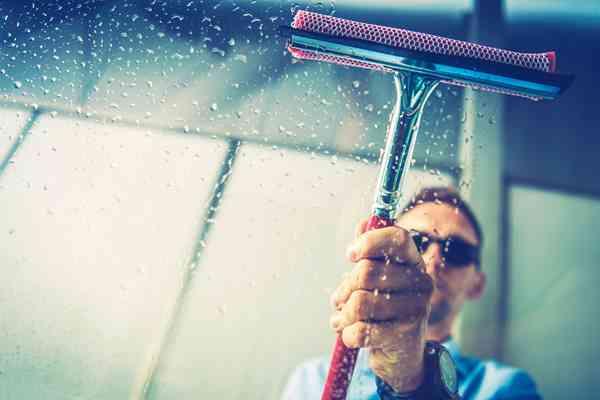 Mycie okien w Kołobrzegu