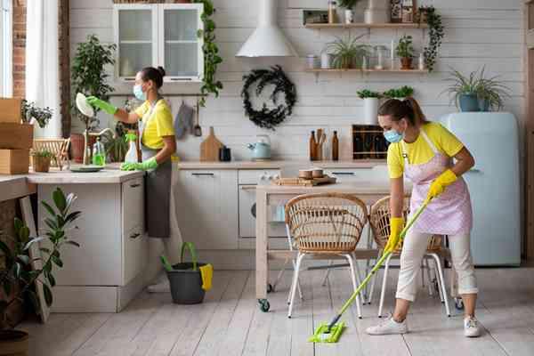 Sprzątanie mieszkań Kołobrzeg